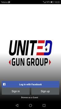 United Gun Group poster