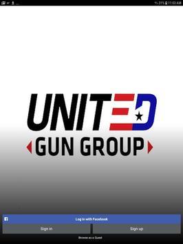 United Gun Group apk screenshot