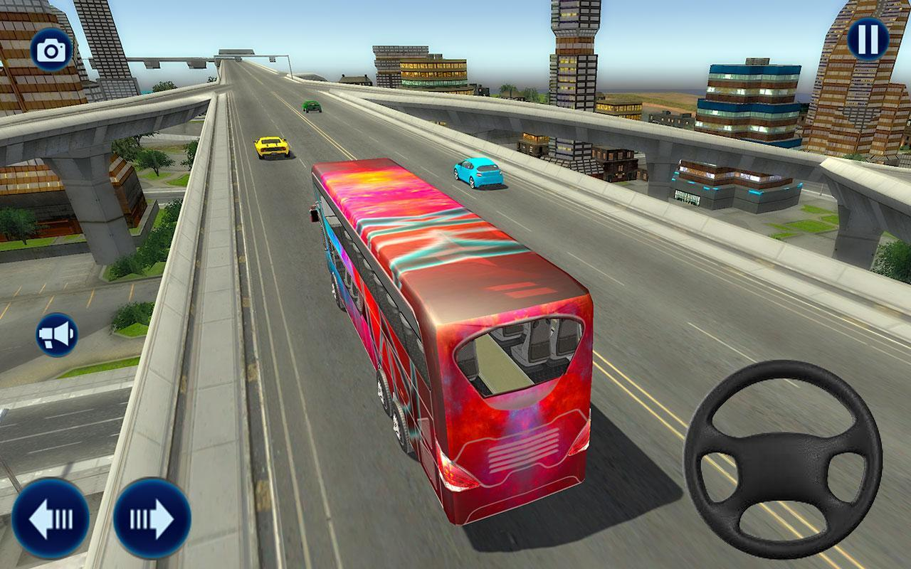 Bus Driving Simulator Free For Android Apk Download