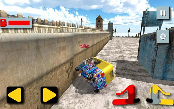 Tuk Tuk Rickshaw Simulator screenshot 14