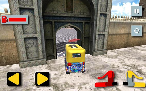 Tuk Tuk Rickshaw Simulator screenshot 10