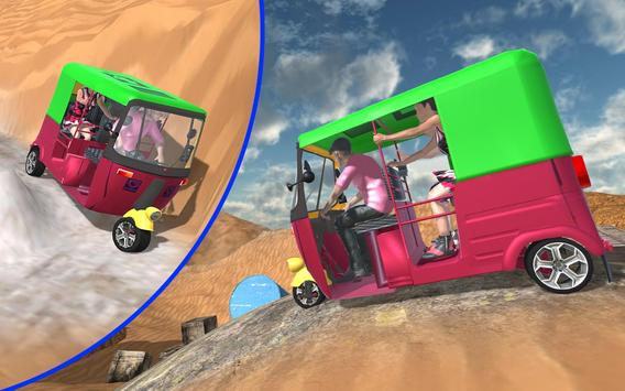 Tuk Tuk Rickshaw Simulator screenshot 2