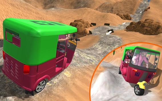 Tuk Tuk Rickshaw Simulator screenshot 3