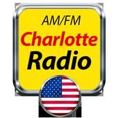 Charlotte Radio North Carolina Radio United States icon