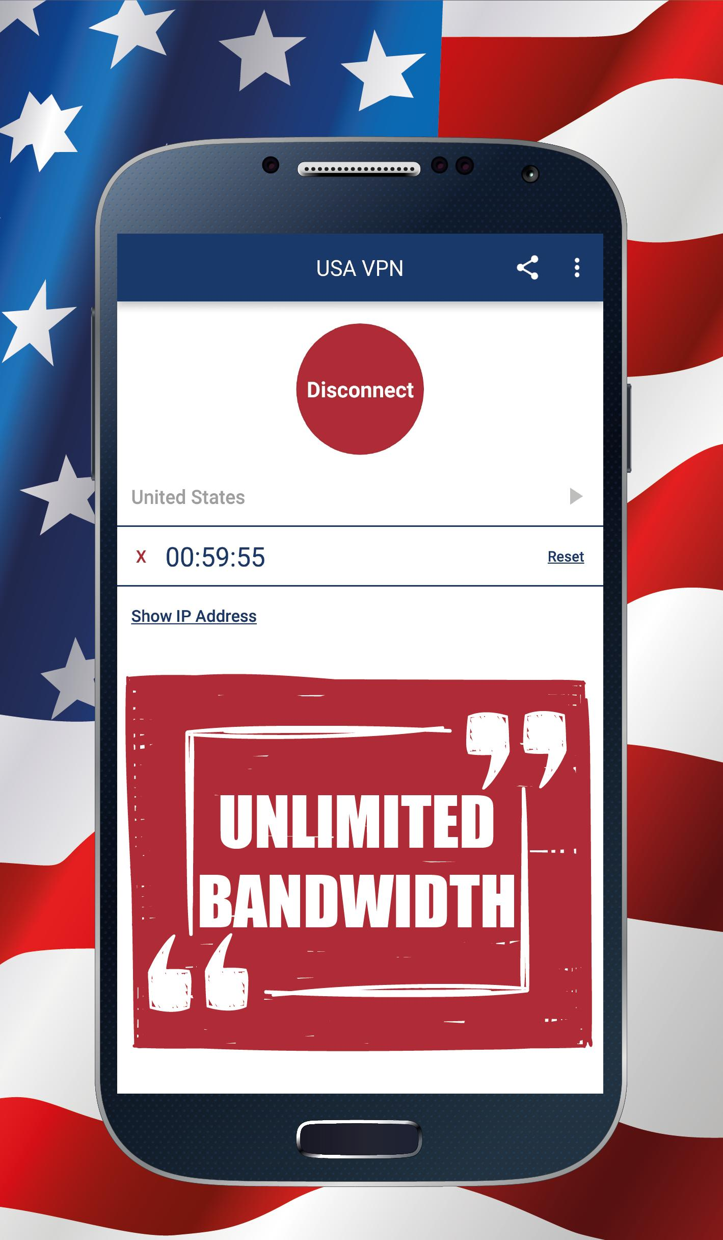 USA VPN for Android - APK Download