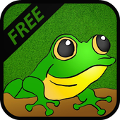 Angry Hungry Frog icon