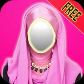 Hijab Fashion Photo Montage icon