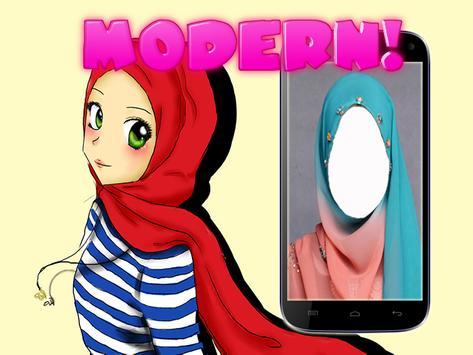 Hijab Fashion Photo Montage screenshot 5