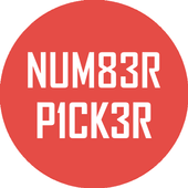Number Picker icon