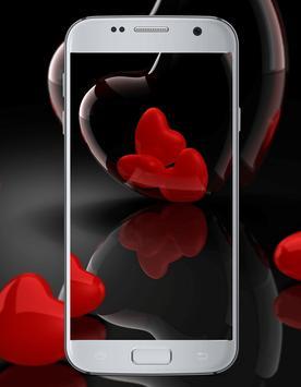 Valentine Love Wallpaper screenshot 1