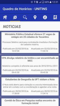 UNITINS - Guia Acadêmico screenshot 1