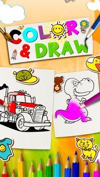 Color & Draw - Doodle Paint screenshot 8
