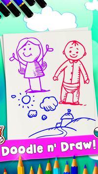 Color & Draw - Doodle Paint screenshot 10