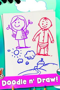 Color & Draw - Doodle Paint screenshot 2