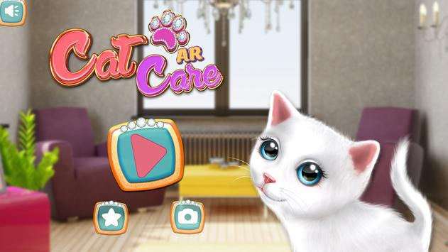 Cat Care - AR poster