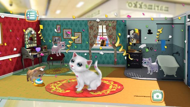 Cat Care - AR screenshot 2