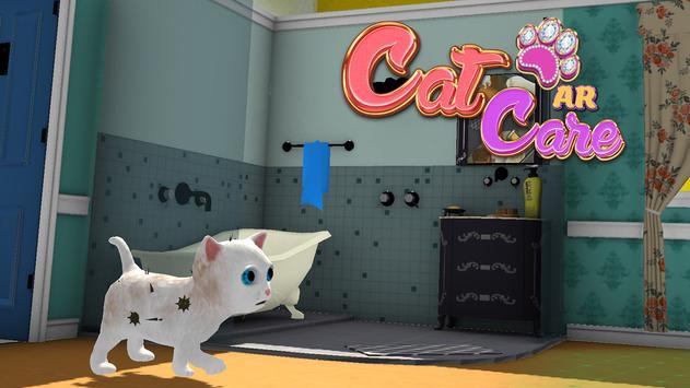 Cat Care - AR screenshot 3
