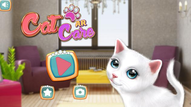 Cat Care - AR screenshot 8