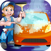Car Clean Up icon