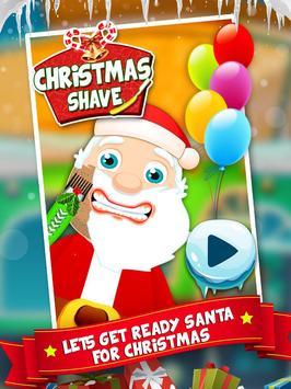 Santa Shave Salon apk screenshot
