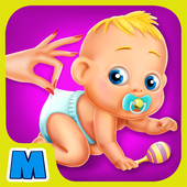 Babysitter First Day Madness - Baby Care Nursery icon