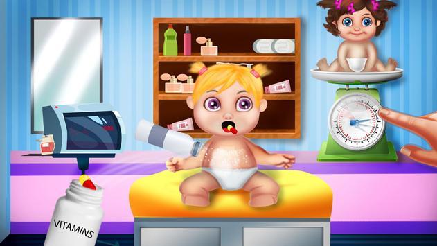Babysitter First Day Madness - Baby Care Nursery screenshot 10