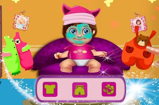 Babysitter First Day Madness - Baby Care Nursery screenshot 3