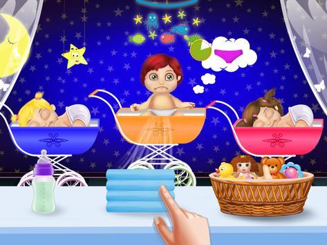 Babysitter First Day Madness - Baby Care Nursery screenshot 5