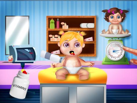 Babysitter First Day Madness - Baby Care Nursery screenshot 6