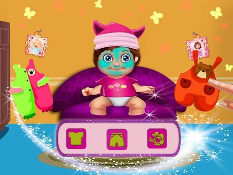 Babysitter First Day Madness - Baby Care Nursery screenshot 7