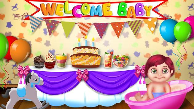 Babysitter First Day Madness - Baby Care Nursery screenshot 8