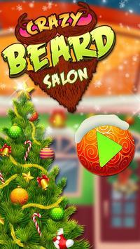 Crazy Beard Salon My Christmas poster