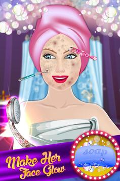 Princess Doll Makeup Salon screenshot 1