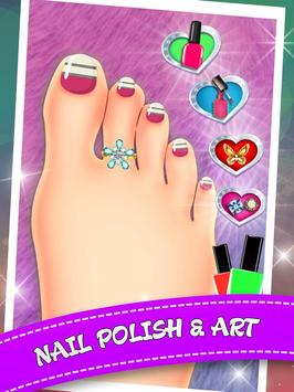 Foot Spa - Pedicure Salon apk screenshot