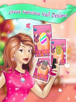 Toe Nail Salon - Pedicure Game apk screenshot