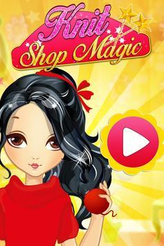 Knit Shop Magic ✨ poster