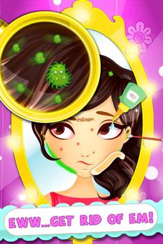 Hairy Face Makeover Salon apk screenshot