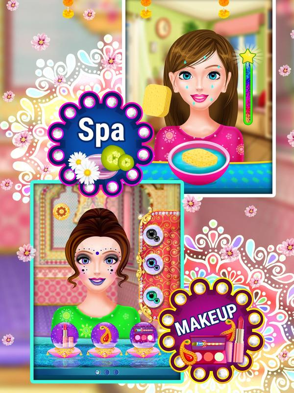 Indian Wedding Dress Up Makeover For Android Apk Download