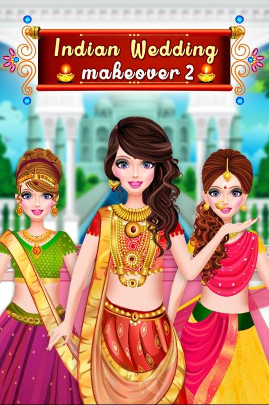 Indian Wedding Dress Up Makeover 2 For Android Apk Download