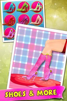 Princess Leg Spa & Foot Salon apk screenshot