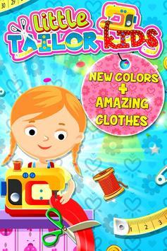 Little Tailor Kids poster
