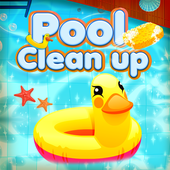 Pool Clean up icon