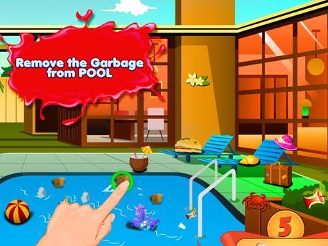 Pool Clean up screenshot 4