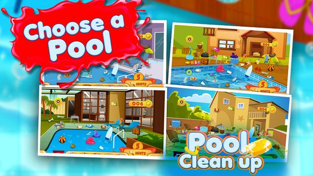 Pool Clean up apk screenshot