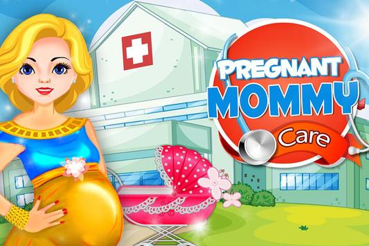 Pregnant Celebrity Mommy Care poster
