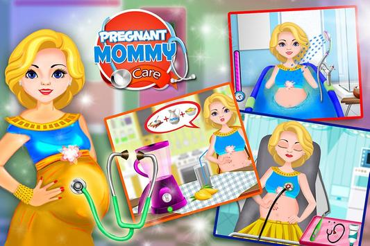 Pregnant Celebrity Mommy Care screenshot 2