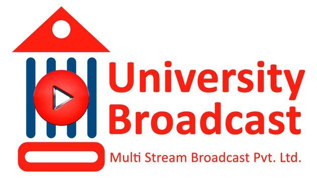 University Broadcast apk screenshot
