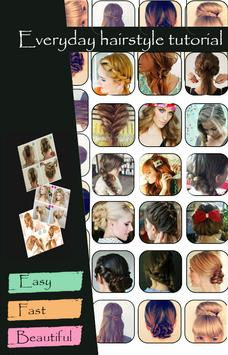 Easy hairstyles 2015 poster