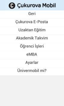 Çukurova Mobil screenshot 2