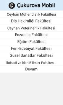 Çukurova Mobil screenshot 4